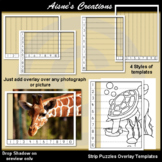 Strip Puzzle Overlays