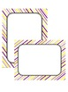 Stripe Frames & Borders Clip Art for Personal and Commercial Use!
