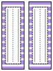 Stripe Nametags