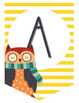 Striped Owl Banner