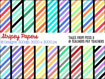 Stripe Digital Papers