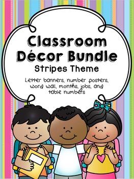 Stripes Decor Pack