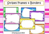 Stripes Frames for Commercial Use too!