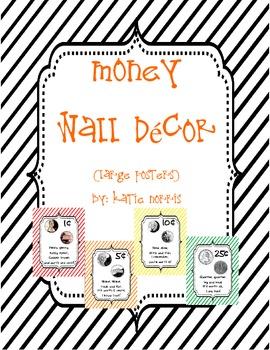 {Stripes} Money Wall Decor