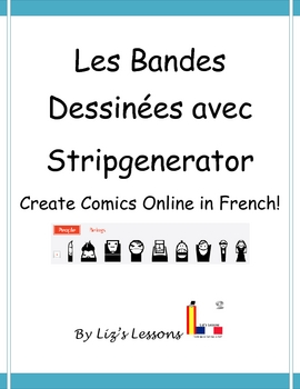 Stripgenerator-Create Comics Online in French!