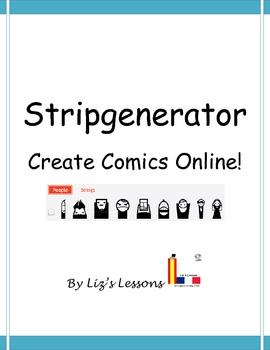 Stripgenerator! Create comic strips online!