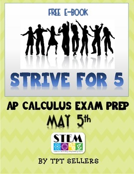Strive For 5-AP Calculus E-Book (Freebie)