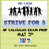 Strive For 5-AP Calculus E-Book (Freebie)