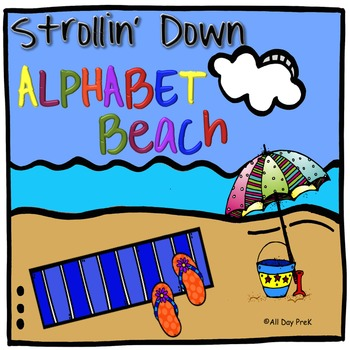 Strollin' Down ALPHABET Beach