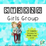 STRONG Girls Group: Middle School Girls Group