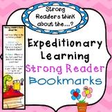 Reading Strategy Bookmarks: Main Idea, Details, Evidence & Vocabulary