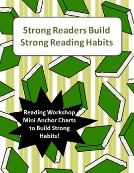 Strong Readers Build Strong Reading Habits