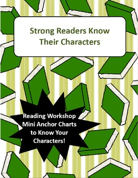 Strong Readers Know Their Characters