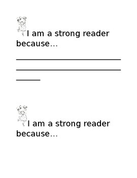 Strong Readers- Lucy Calkins Reading
