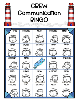 Strong Sailor Communication Styles and I-Messages