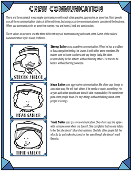 Emotional Regulation and Using I Messages for Assertive Communication