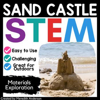 Strong Sand Castle STEM Challenge