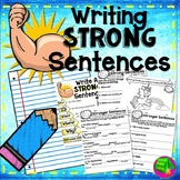 Strong Sentences - Sentence Stretchers