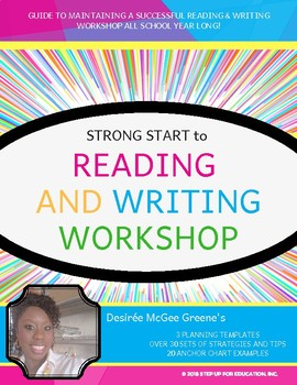 Strong Start to Reading & Writing Workshop
