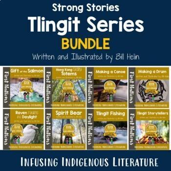 Strong Stories: Tlingit Series BUNDLE