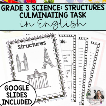 Strong and Stable Structures Culminating Activity (English Version)