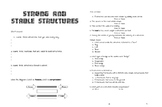 Strong and Stable Structures Quiz