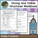 Strong and Stable Structures Workbook (Grade 3 Science)