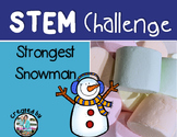 Strongest Snowman STEM Engineering Challenge