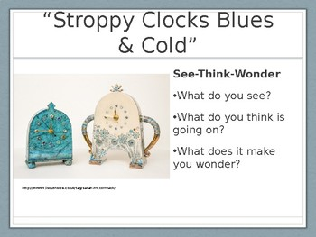 Stroppy Clocks PowerPoint