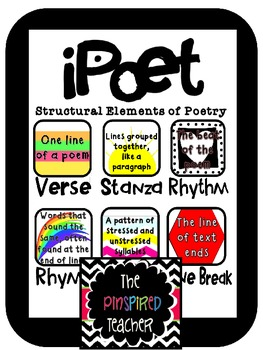 structural elements of poetry pdf