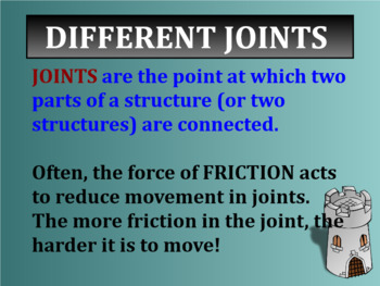Structural Materials and Joints