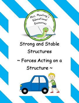 Structure Lesson 5 - Forces Acting on a Structure