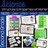 Structure and Properties of Matter {NGSS 2-PS1-1, 2-PS1-2, 2-PS1-3, 2-PS1-4}