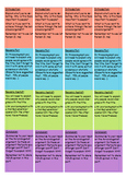 Structure Strips - Biographies