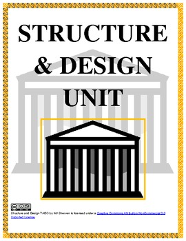 Structure and Design Unit TADO