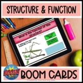 Animal Adaptations BOOM Cards | 4th Grade Science | Struct