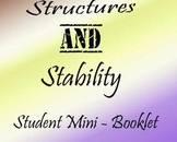 Structure and Stability Grade 4 Science Mini Booklet