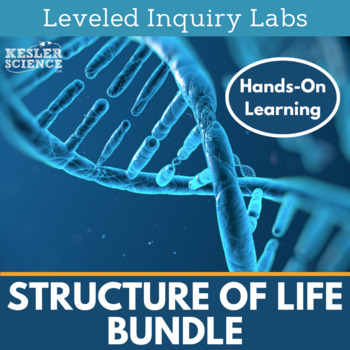 Structure of Life Differentiated Inquiry Labs Bundle