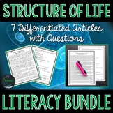 Structure of Life Science Literacy Bundle