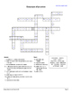 Science in French: Structure of a Tree or d'un Arbre (Worksheets)