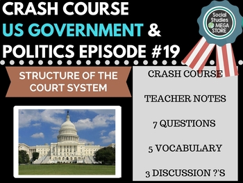 Structure of the Court System: Crash Course Government and