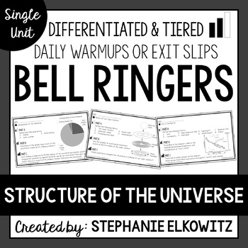 Structure of the Universe Bell Ringers