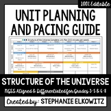 Structure of the Universe Unit Planning Guide
