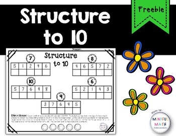 Structure to 10