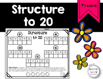 Structure to 20