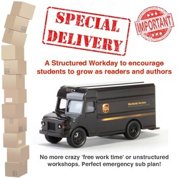 Structured Free Day Plan - Accountability Check - UPS Day Special Delivery