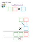 Structured Multiplication Grid to Support Maths Difficulties