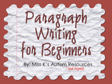 Structured Paragraph Writing