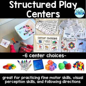 Structured Play Centers