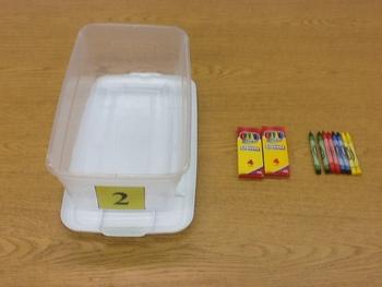 Structured Teaching Job Box 2